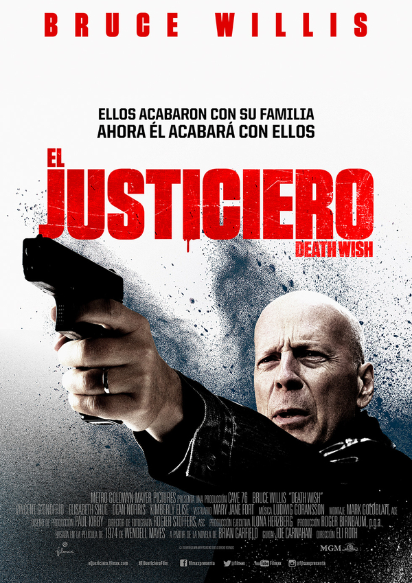EL JUSTICIERO (DEATH WISH)
